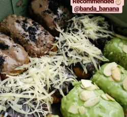 BANDA BANANA – Pisang Kekinian